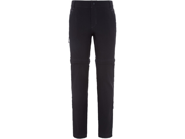 The North Face Exploration Spodnie z odpinanymi nogawkami regular Kobiety, tnf black